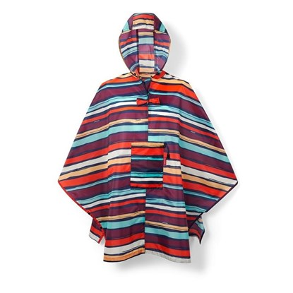 Poncho MINI MAXI artist stripes_1