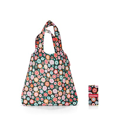 Skládací taška Mini Maxi Shopper happy flowers_2