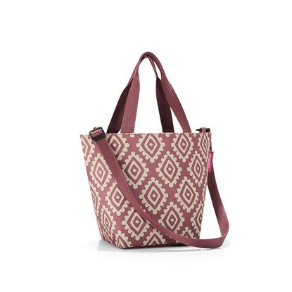 Taška / kabelka SHOPPER XS diamonds rouge_1