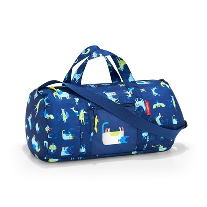 Taška mini maxi dufflebag S kids abc fri_1