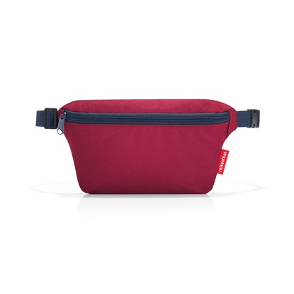 Ledvinka BELTBAG S dark ruby_0