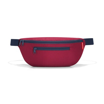 Ledvinka BELTBAG M dark ruby_0